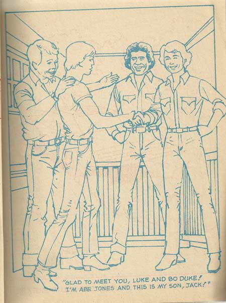 Pin by SUSIE Petri on Colouring Book: Dukes of Hazzard by Modern ...