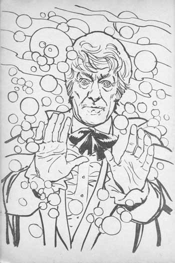 james bond coloring pages characters - photo#16