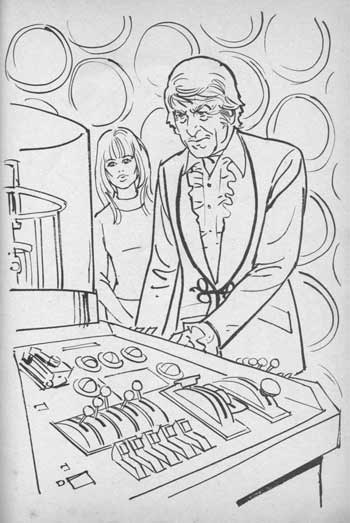 Doctor who coloring book tumblr for Dr who coloring pages