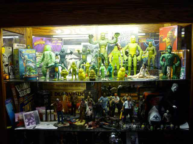 vintage universal monster toys