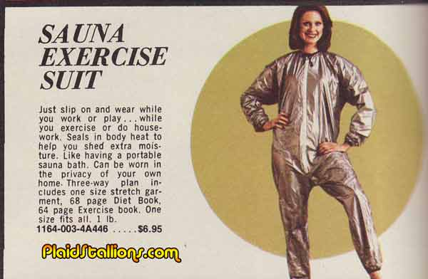 The Sauna Suit