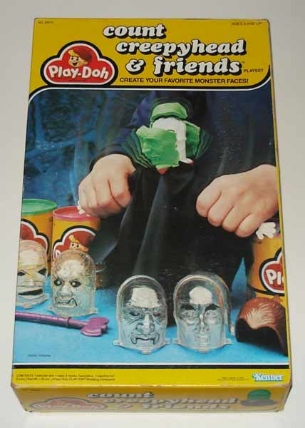 Charlie Sent In These Great Pics Of The Count Creepyhead Playset Something I Ve Never Actually Seen Before