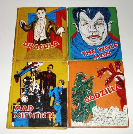 crestwood monster books
