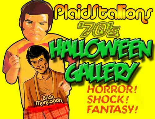Vintage Halloween Costumes In A Box.Vintage Halloween Gallery I 1970s I Plaidstallions I