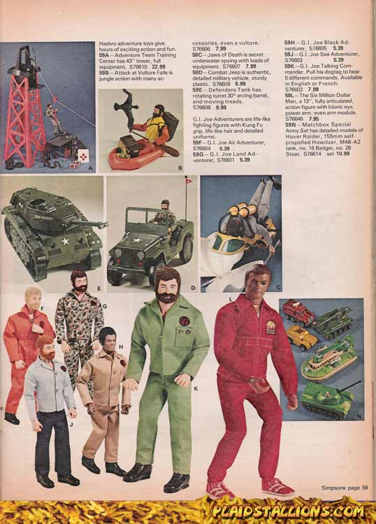 gi joe meets six million dollar man