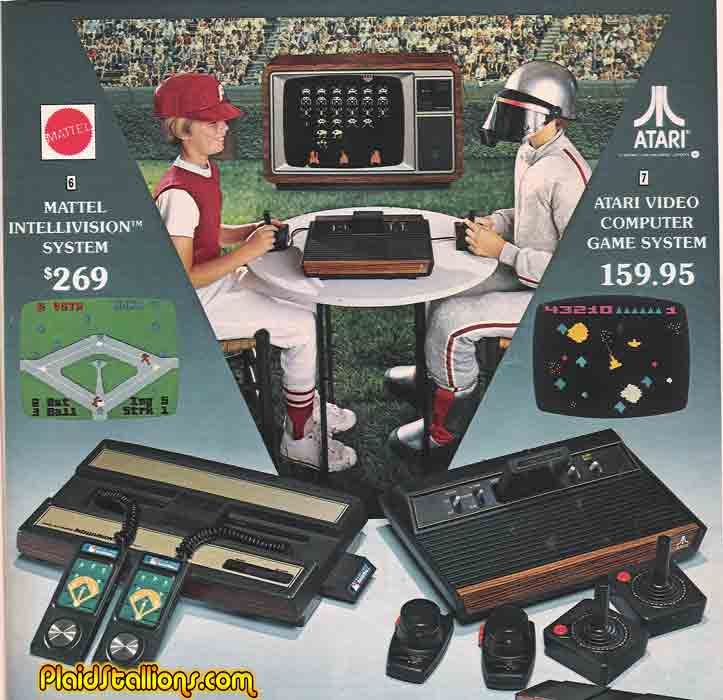 atari vs intellivision