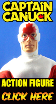 Buy a Captain Canuck Action Figure