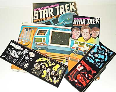Star Trek Colorforms