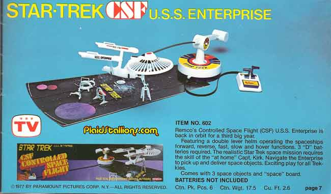 Remco CSF Enterprise