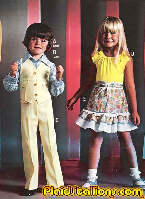 disco dressing for youngins