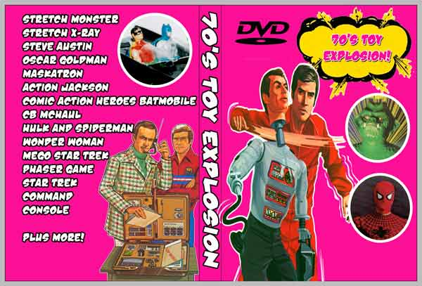 70s toy explosion dvd