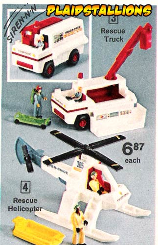 Fisher Price Rescue Copter