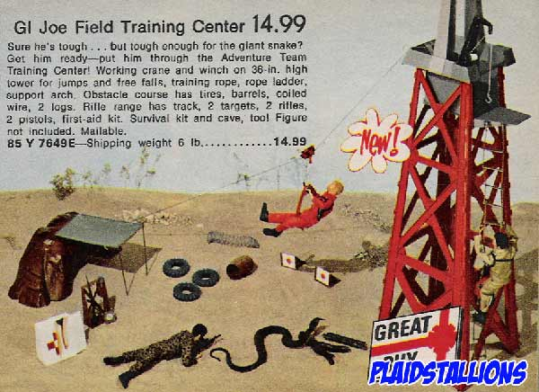 GI Joe Field Training Center