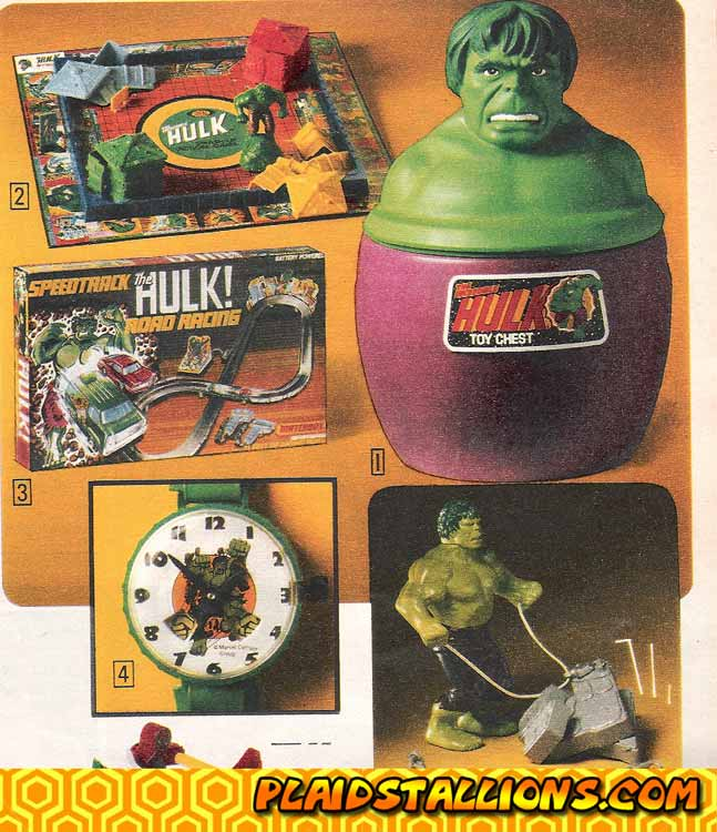 hulk toys