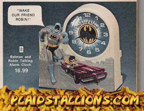 Janex Batman Clock