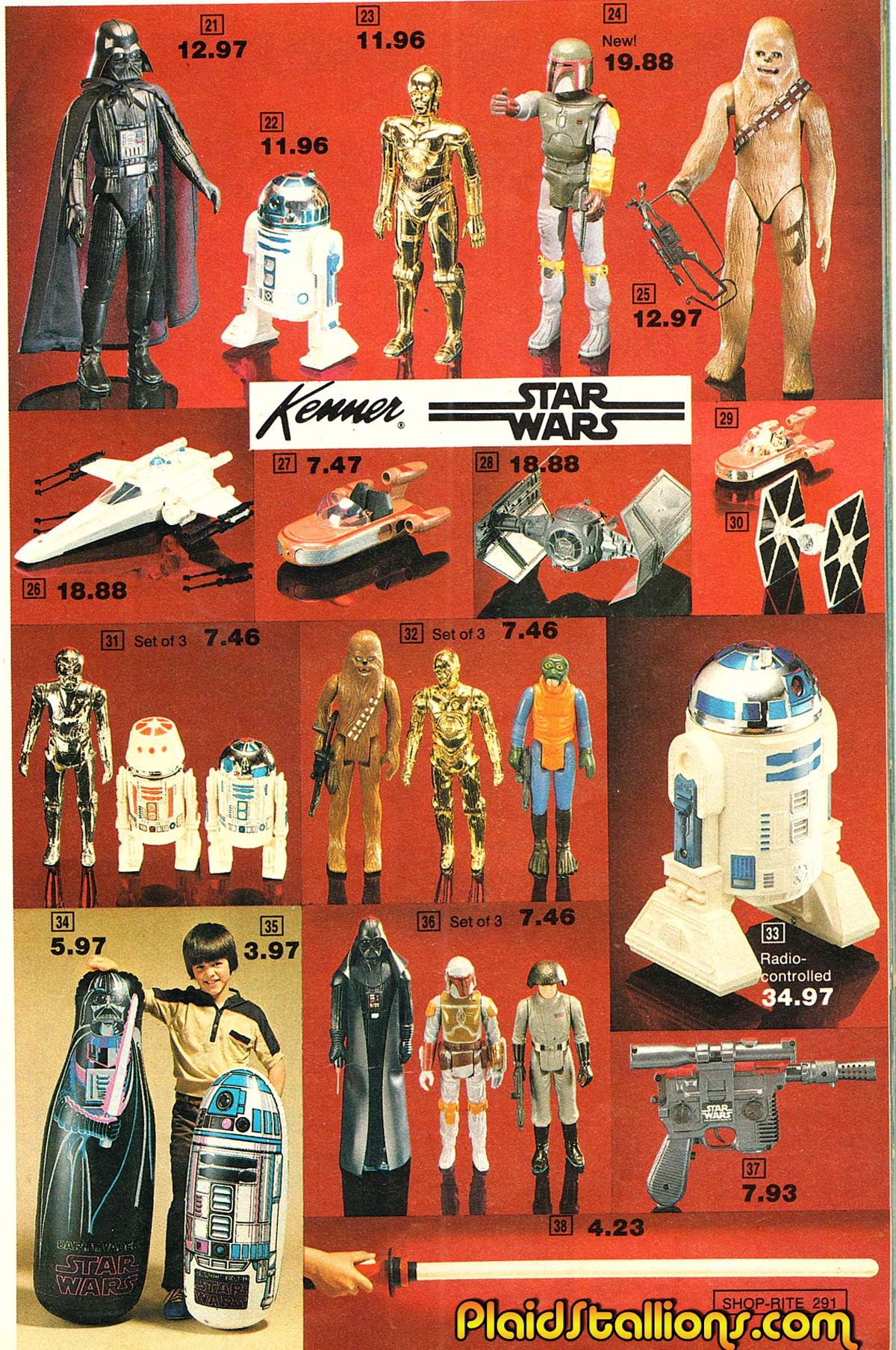 Kenner Star Wars Toys 13