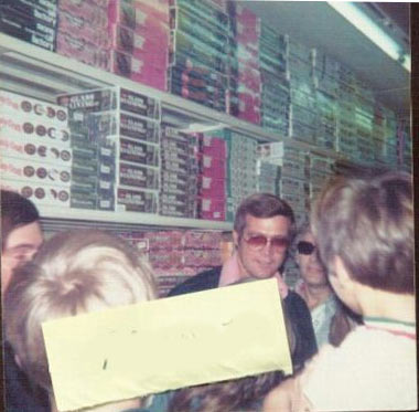 Mego Planet of the apes store appearance