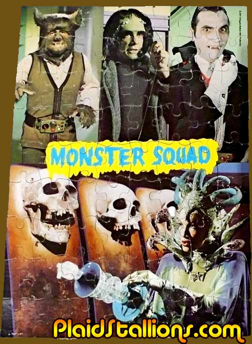 monster squad Puzzle