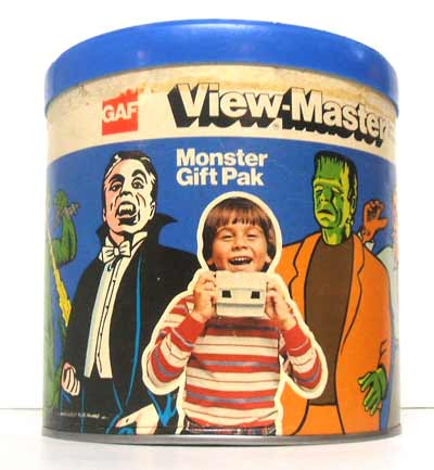 Monster Viewmasters