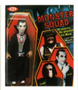Ideal toys Monster Squad dolls