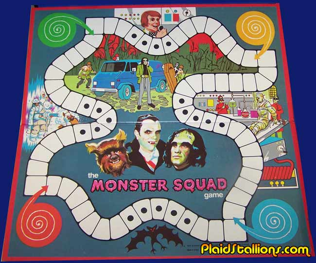 monster squad Board Game