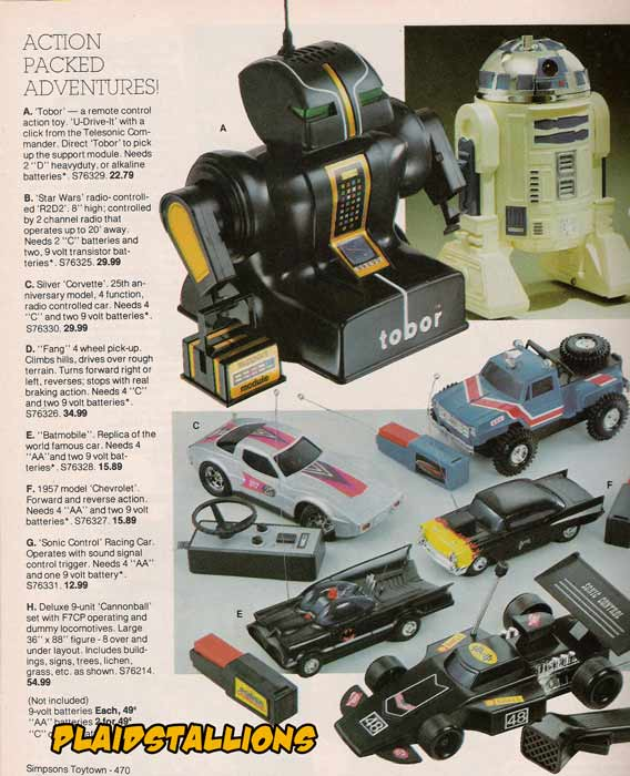 cool remote controlled toys