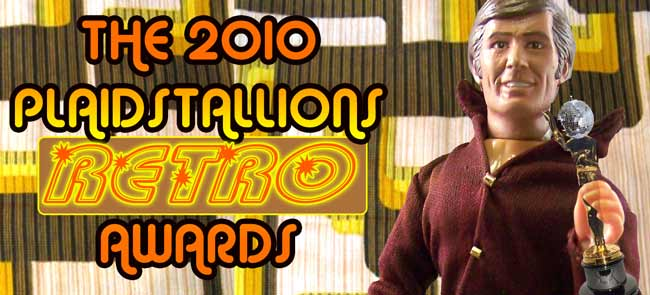 Plaidstallions retro awards