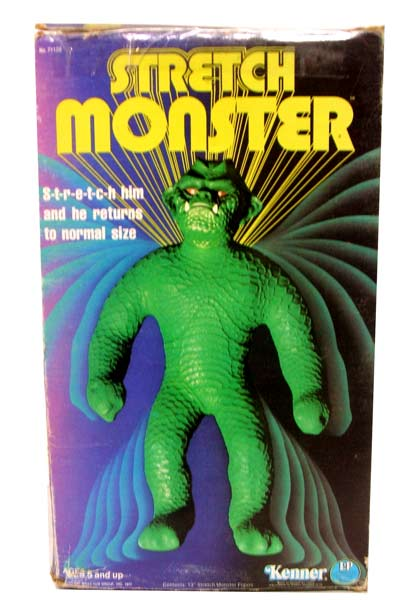 kenner Stretch Monster Article