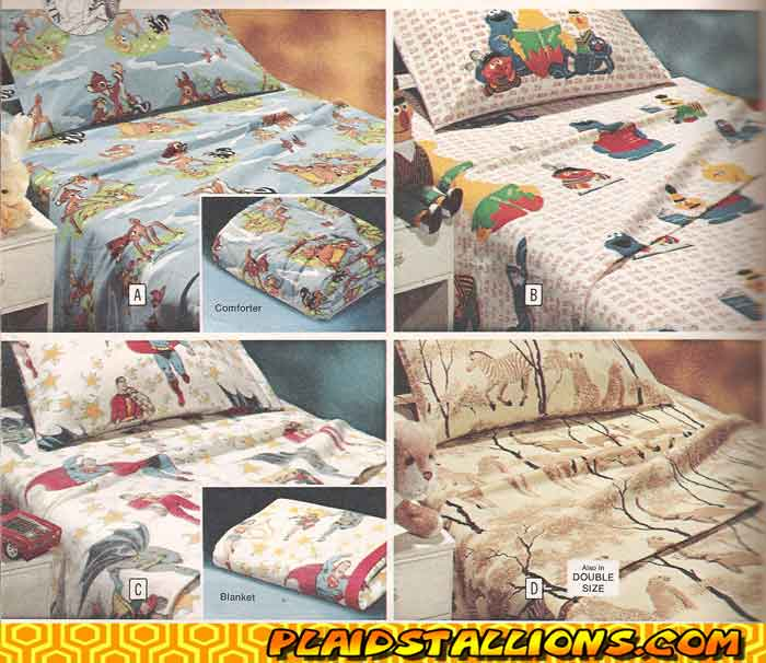 superfriends sheets