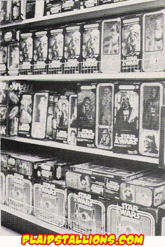Kenner Star wars Product in 1980