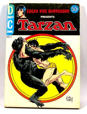 DC Tarzan Digest