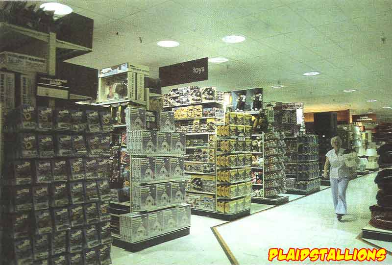 1982 tg and y toy department