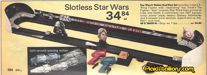star wars race set