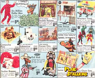 a 1975 toys r us newspaper flier