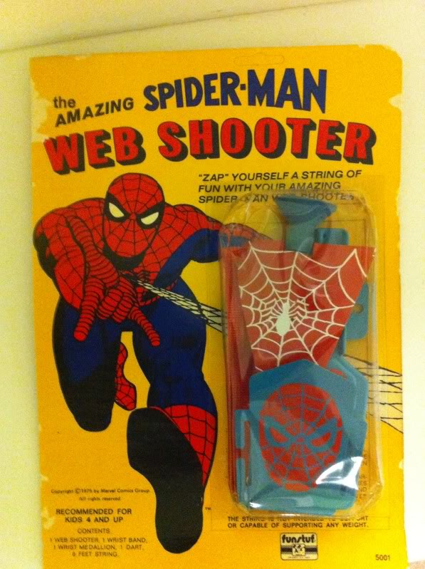 Funstuf Web Shooter