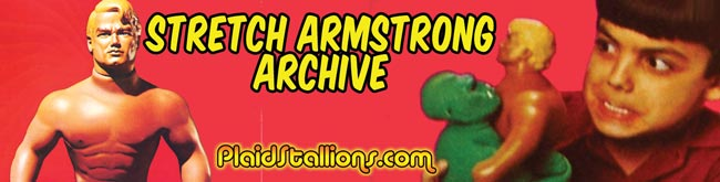 kenner Stretch Armstrong toys