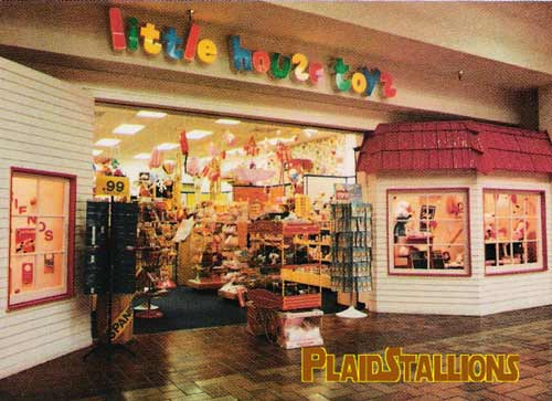 vintage toy store pics at plaid stallions new website