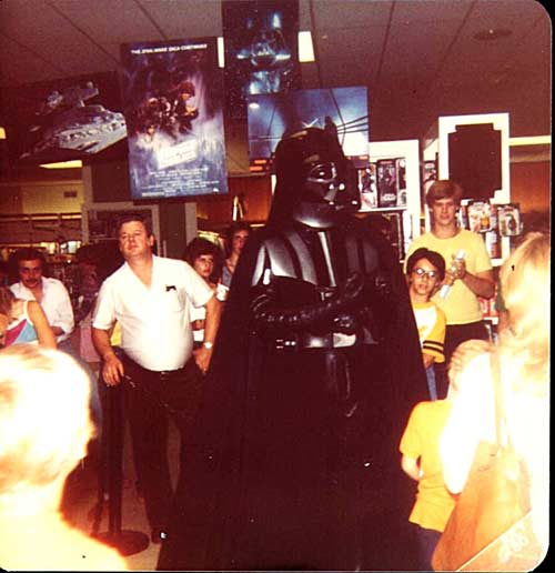 Darth Vader in Ohio