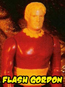 mattel Flash Gordon
