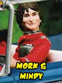 mattel Mork and Mindy