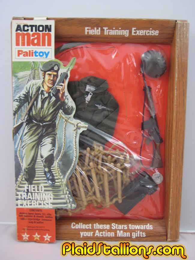 Wolf Of Fire Palitoy Action Man I T...