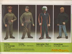 Palitoy Action Man for 1979
