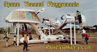 space playgrounds