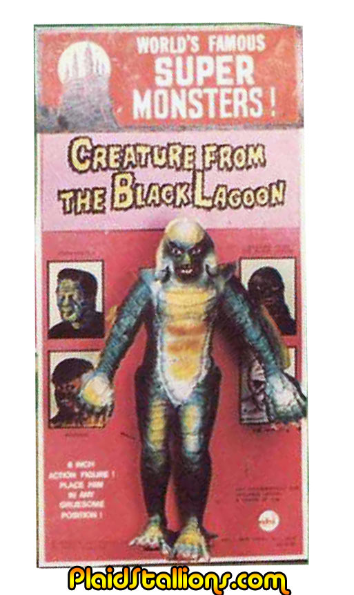 AHI Creature from the black lagoon