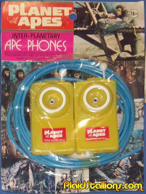 Planet of the apes phones
