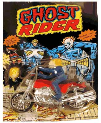 Fleetwood Ghost Rider