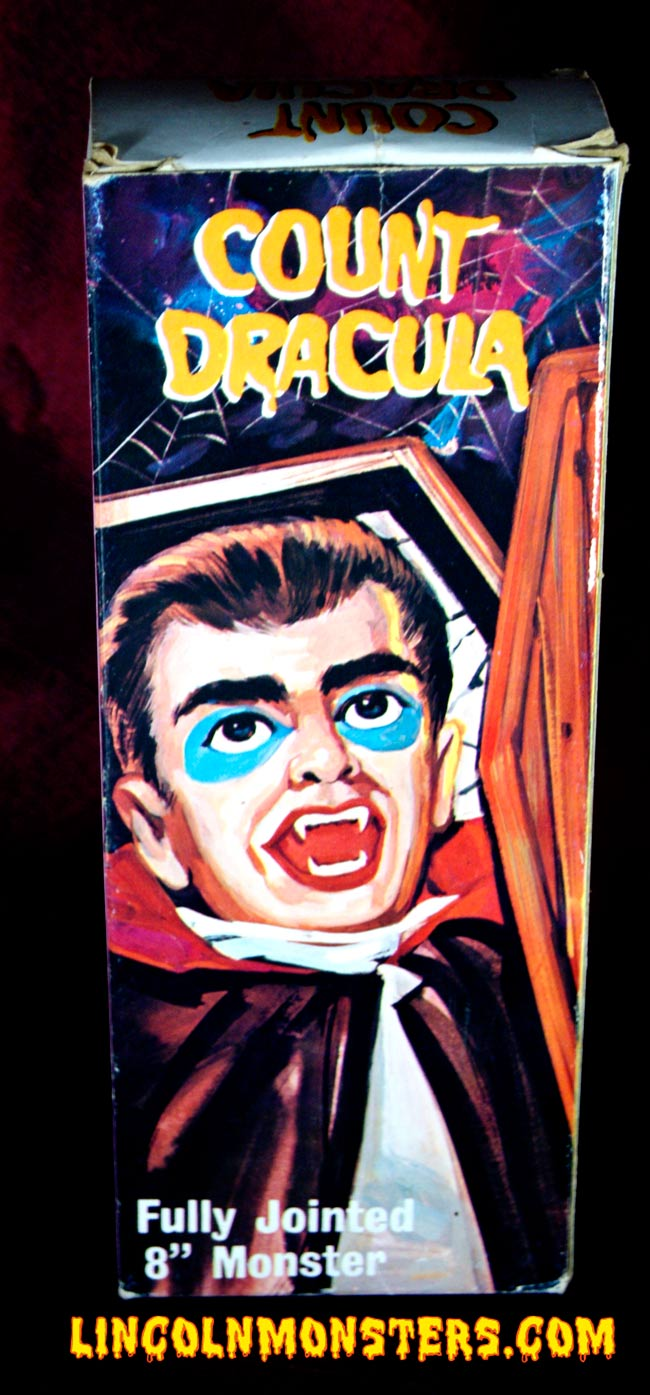 Lincoln International solid box Dracula