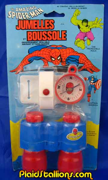 Spiderman Ball blaster