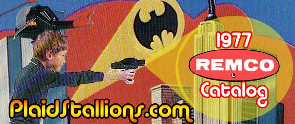 remco batman toys