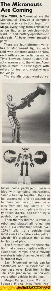mego micronauts article